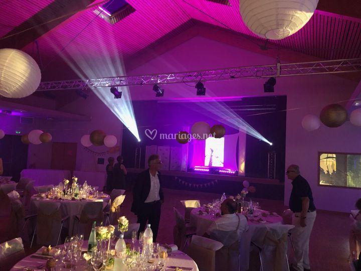 Installation mariage 2