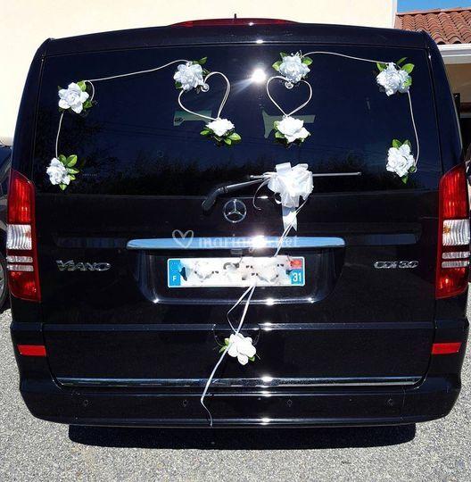 Mercedes Viano 125 Edition