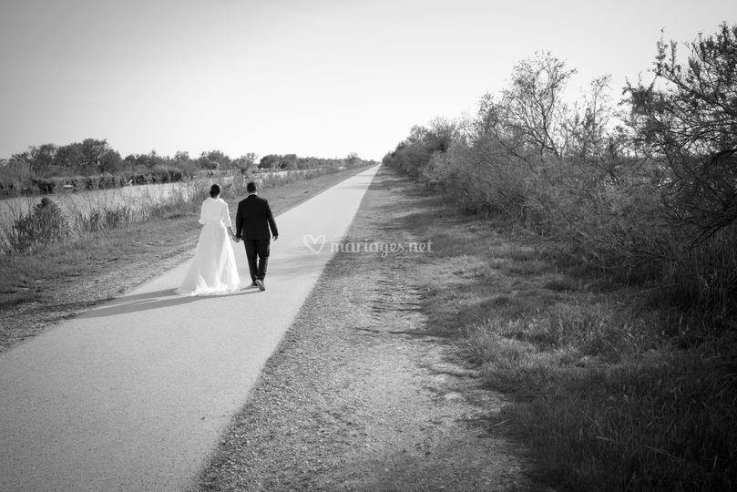 Une route sans encombre