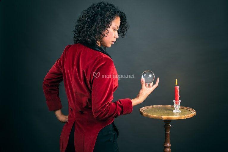 Soria IENG magicienne