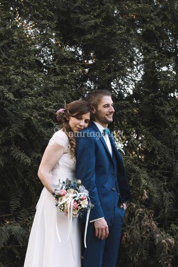 Mariage de Pauline et Théo