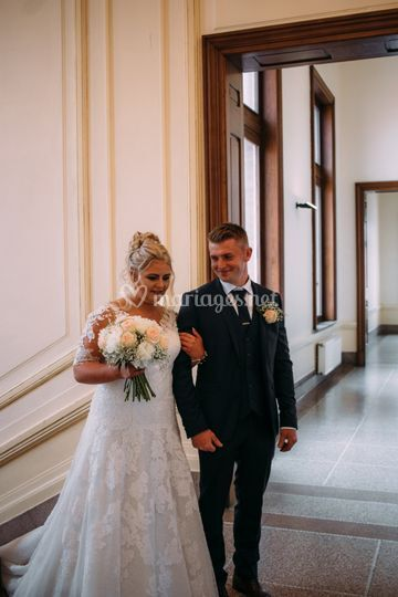 Mariage de Amandine et Wesley
