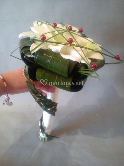 Bouquet de mariée (calla)