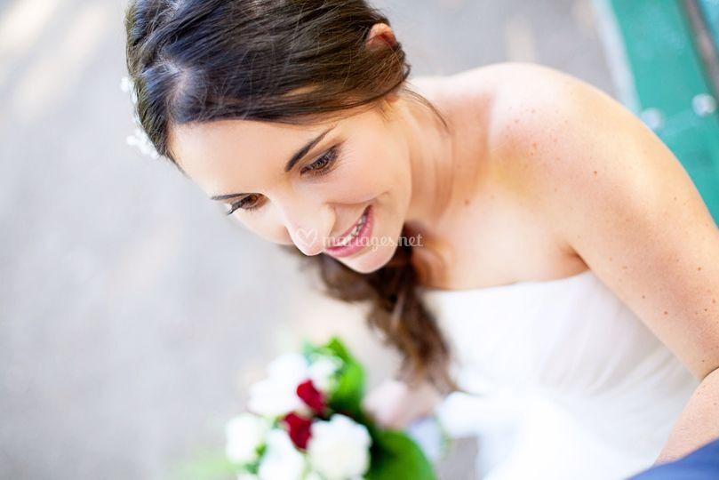 Maquillage & coiffure mariée