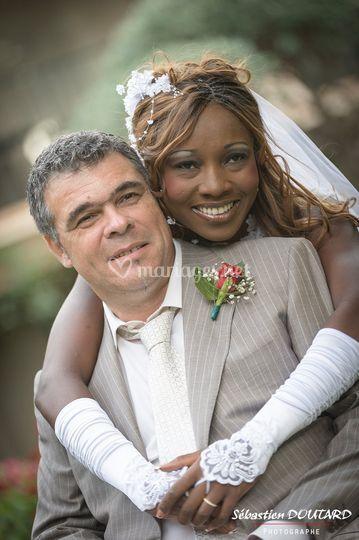Aicha et Gilles