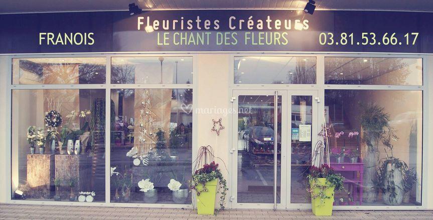 Fleuriste franois