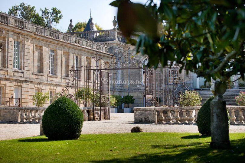 Parc et château