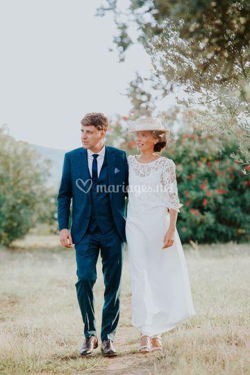 Mariage Charlotte & Sylvain