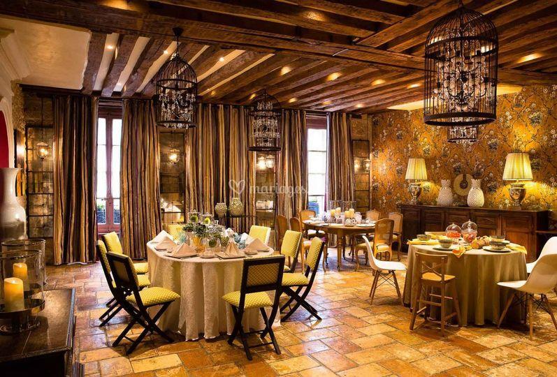 Hôtel de France - restaurant