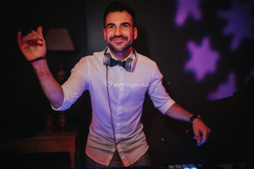 DJ Bruno Lacour