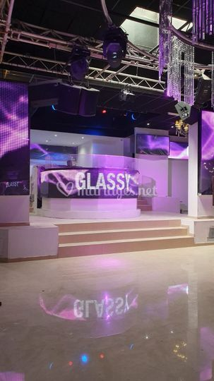 Le glassy
