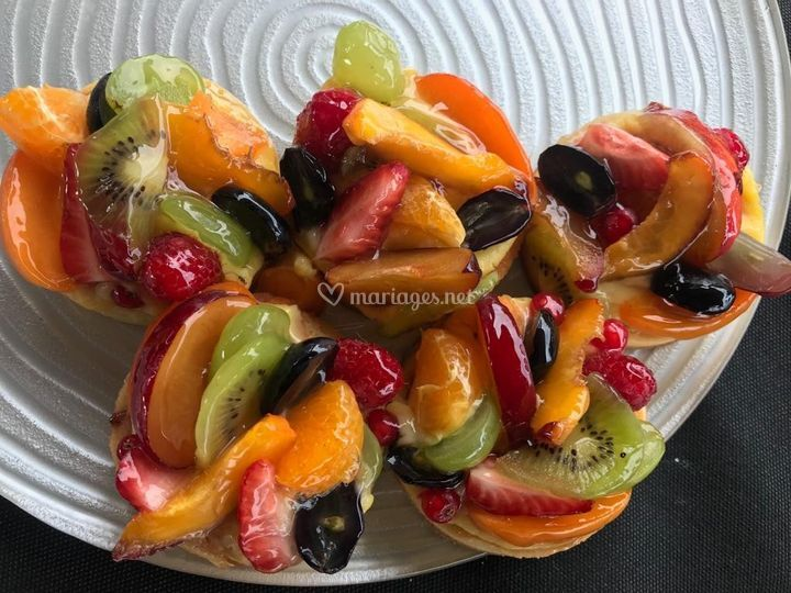 Petits-fours Tutti Frutti