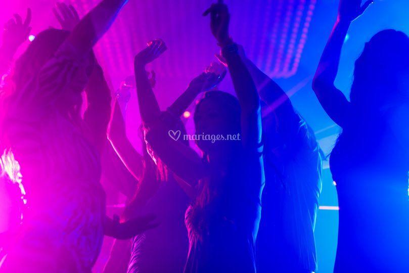 Ambiance dancefloar
