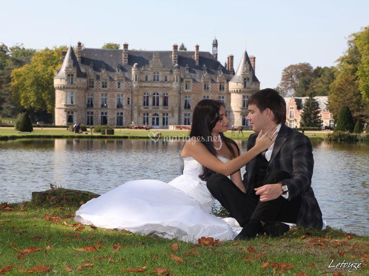Photo Letouzé - photo de couple