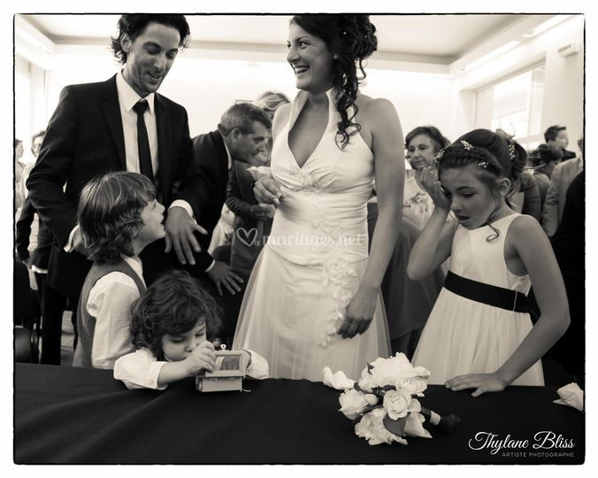 Céremonie mariage