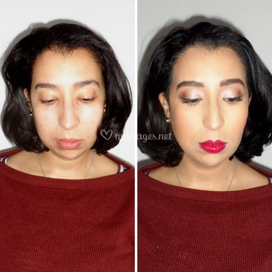 Fanny Roux Maquillage