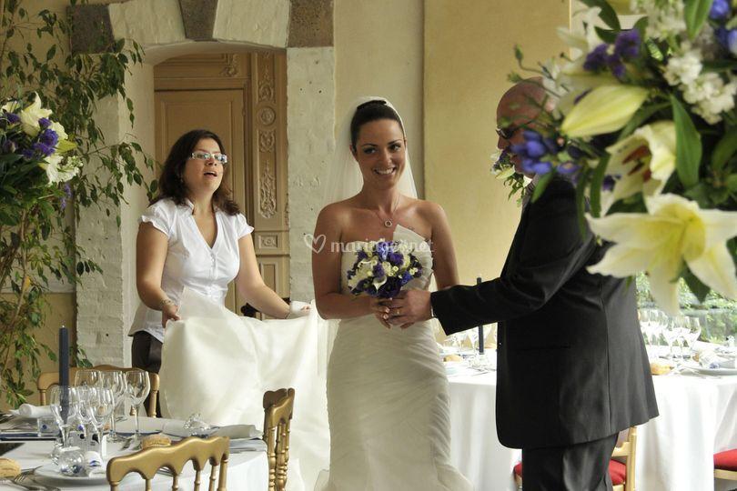 Organisation mariage Cassiopée