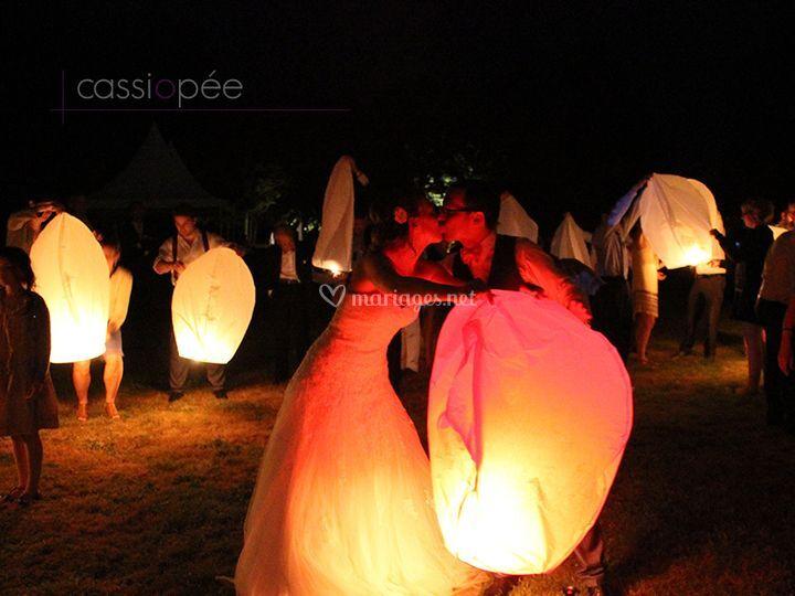 Lanternes - Cassiopée