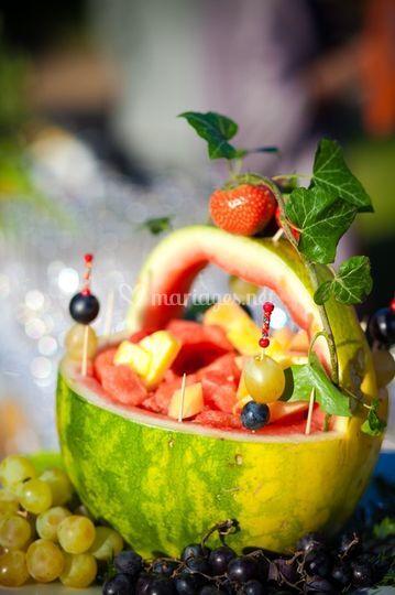 Seven photographie fruits