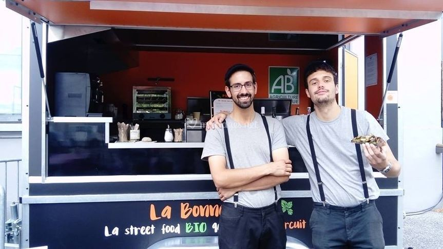 La Bonne Dôze - Foodtruck bio & local