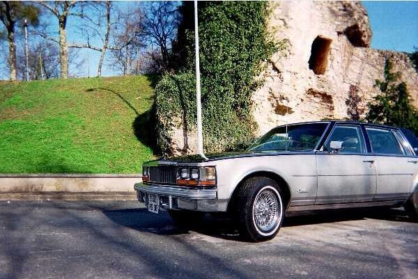 Cadillac Séville Elégante