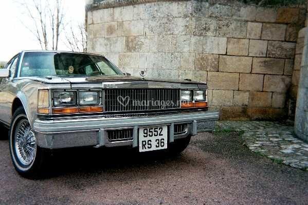 Front du Cadillac