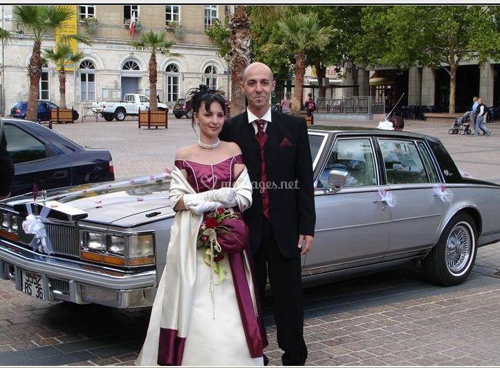 Mariés à la Mairie de Châteauroux