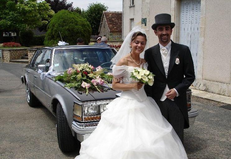 Mariés à la Mairie de Pouligny Saint Pierre