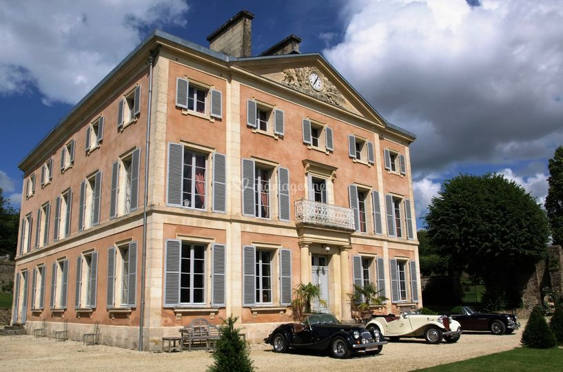Ch teau de la pommeraye for Boutique hotel normandie