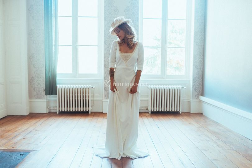 Robe Flavie Elsa Gary 2020