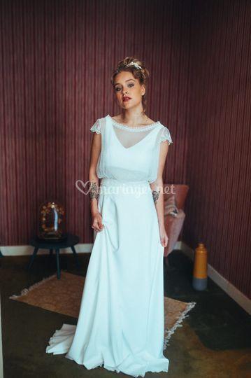 Robe Isabelle Elsa Gary 2020