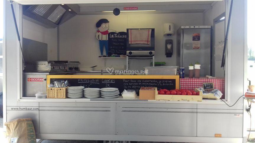 Ma remorque Food Truck