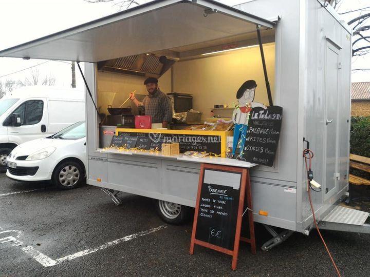 Le Toulousain Food Truck