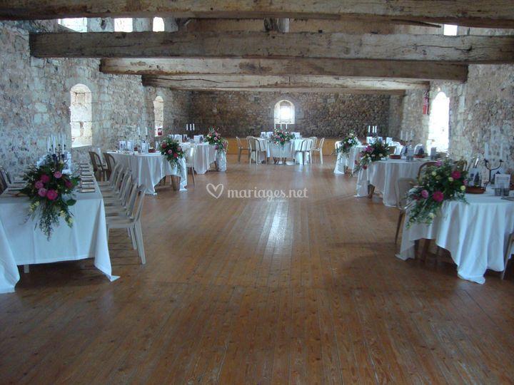 Mariage à l'Abbaye de Nottonvi