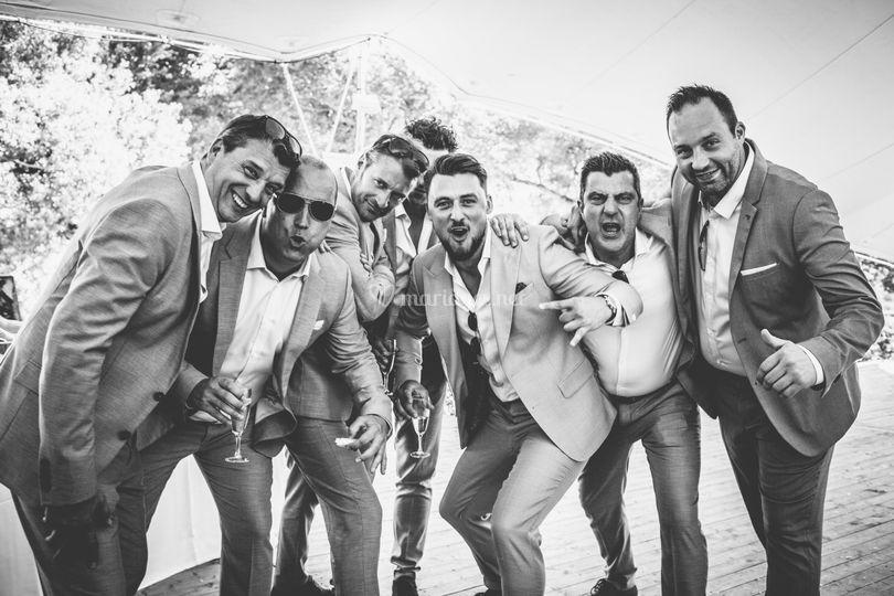 Mariage A&A - Boys