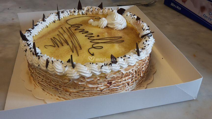 Exemple gâteau
