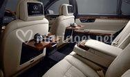 Mercedes Classe S intérieur