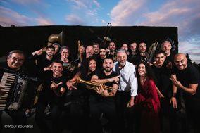Haïdouti Orkestar - Fanfare tsigane, Balkan