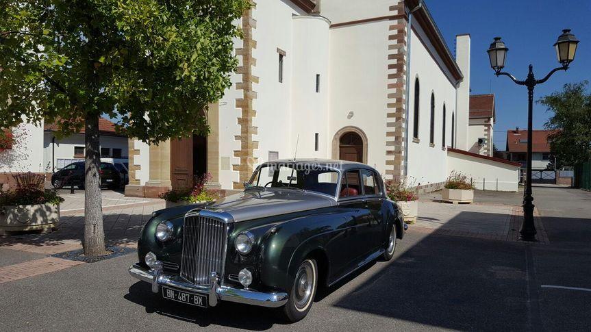 Bentley S1 - 1959