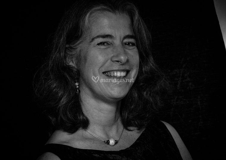 Christine Jeandroz, pianiste