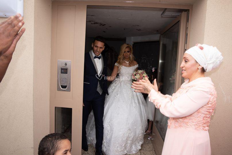 Mariage Adil & Hela Mai 2018