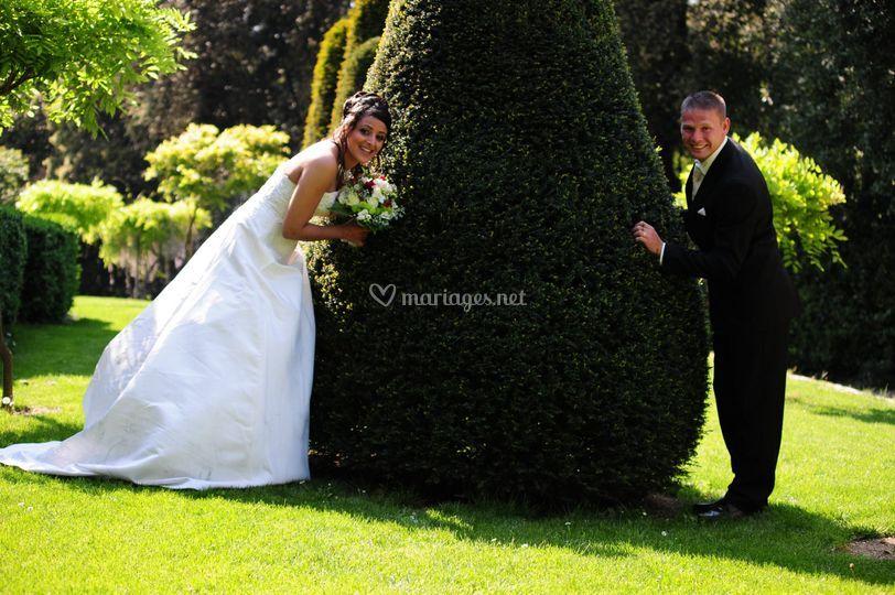 Mariage Mouans Sartoux couple
