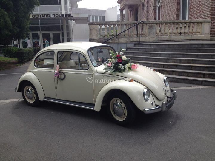 Mariage En Coccinelle