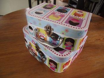 Réaliser soi-même son urne en forme de valise