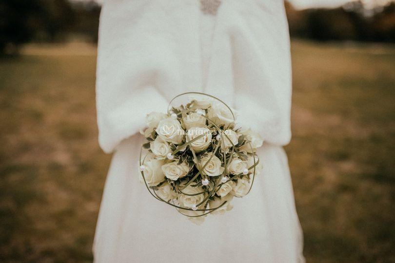 Bouquet marié