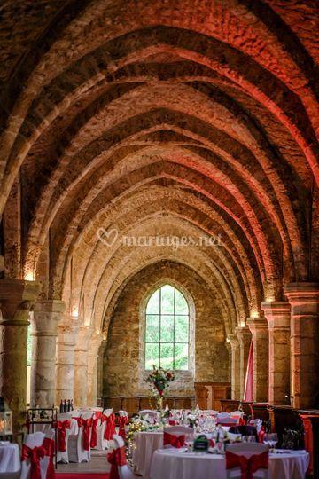 Abbaye vaux de cernay