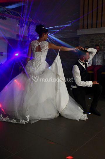 Mariage de Kévin et Laurène
