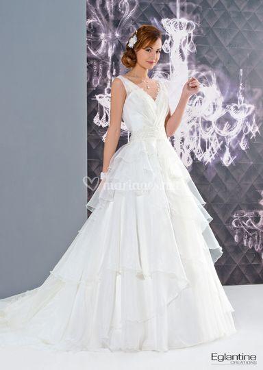 Robe de mariée Negus