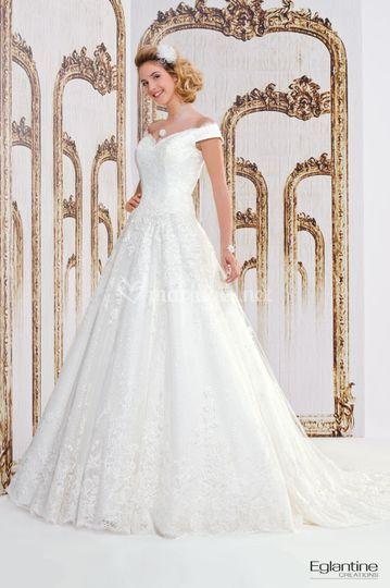 Robe de mariée New Look