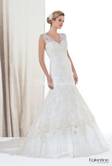 Robe de mariée Nickel
